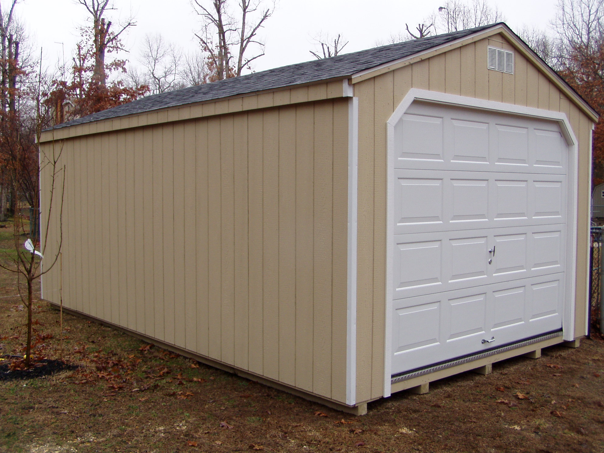 Garage Shed | Shed Plans Kits