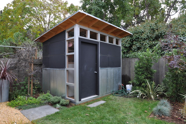 Modern Shed Designs Plans Kits
