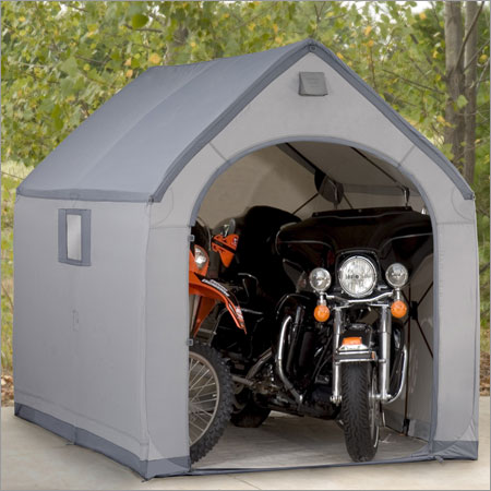 Motorcycle Shed | Shed Plans Kits