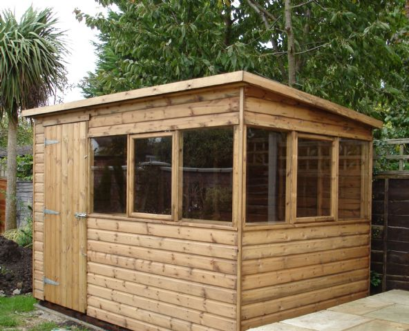 garden sheds for sale glasgow with Potting Sheds on 1206571956 together with 562 Outdoor Playhouse For 5 Year Old furthermore  besides Summerhouses additionally 40414034.