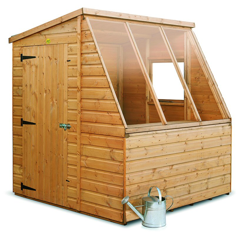 Potting sheds shed plans kits for Potting shed plans diy blueprints