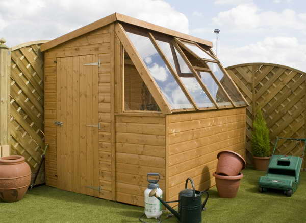 Potting sheds designs obtaining free shed plans on the for Potting shed plans diy blueprints