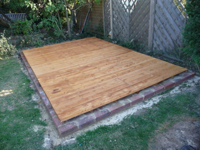 Shed floor design shed plans kits for Garden shed floor ideas