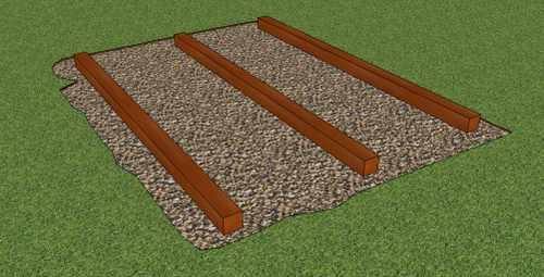 Shed Floor Kit Shed Floor Design
