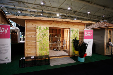 Shed interior design shed plans kits for Garden sheds interior designs