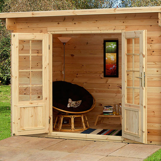 Shed Interior Design Plans Kits