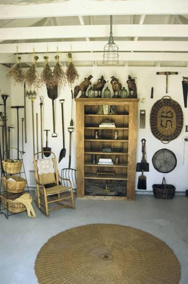 Shed Interior Design