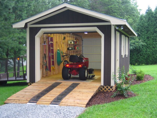 Wooden storage shed diy with free garden shed plans for Wood storage building plans