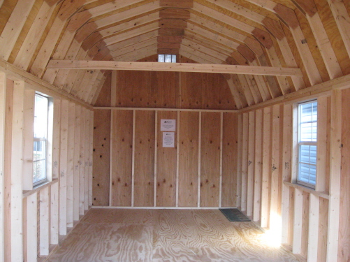 Wooden storage shed diy with free garden shed plans for Barn storage building plans