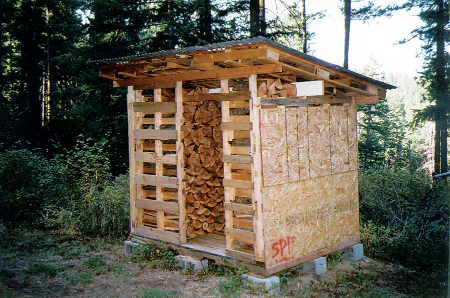Wooden Storage Shed : Diy With Free Garden Shed Plans ...