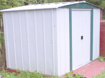 Aluminum Shed Lean To Shed Plans Must You Every