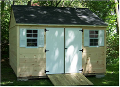 Free Shed Design The Best Way To Build A Storage Shed