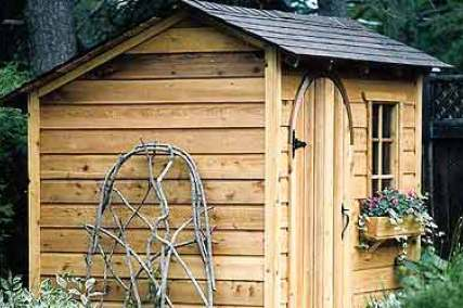 diy garden shed kits