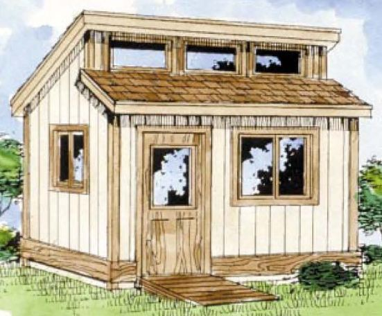 Tool Sheds Plans : Storage Shed Plans-diy Introduction For