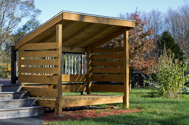 Wood Storage Sheds Plans