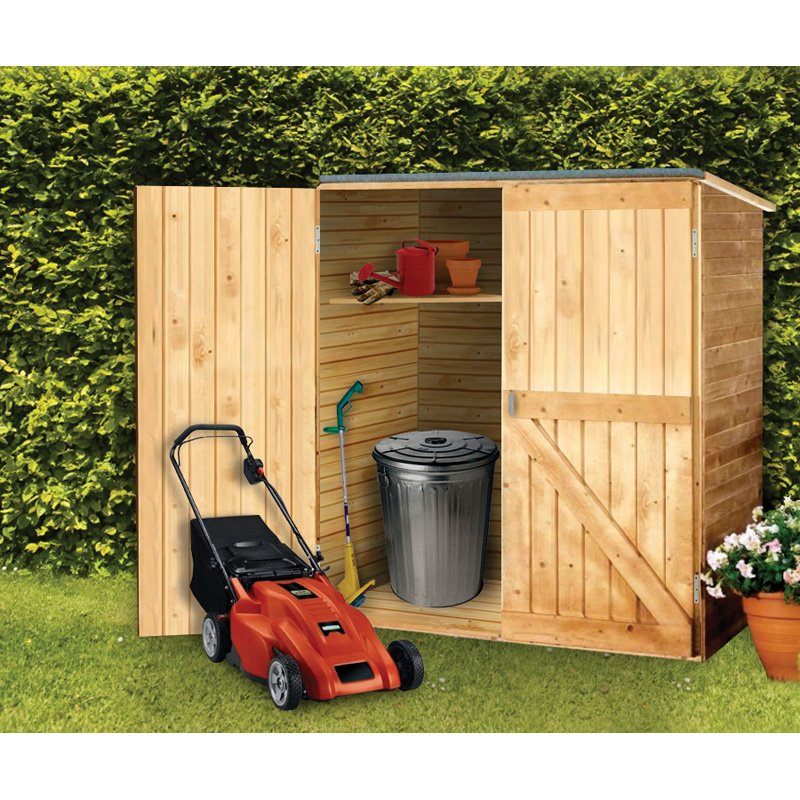 Complete Wood shed plans uk | Build by Own