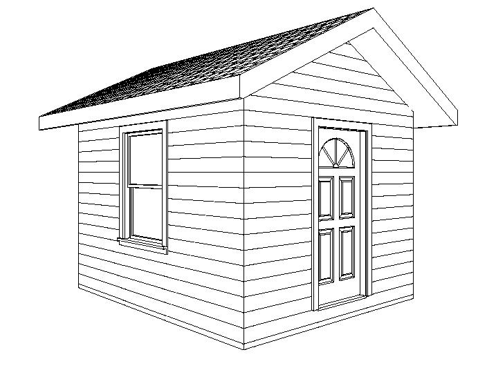 Shed Drawings