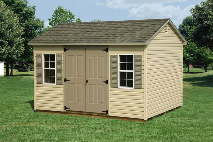 potting exterior post shop cottage sheds shed beam frame garden timber cute x street style church small