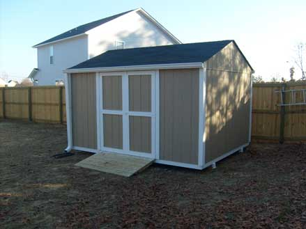 10×12 Shed : Gambrel Shed Plans – Build The Shed That You