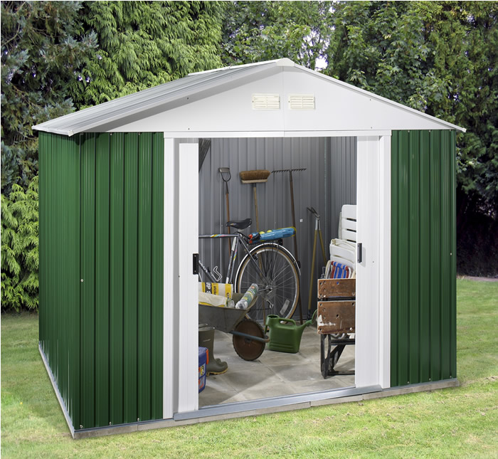 Aluminium Shed : Building Your Shed Base