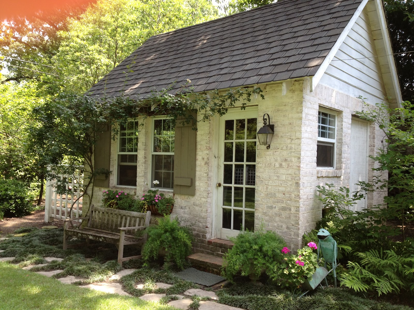 Backyard garden shed queries you needto remedy before for Hobbit style playhouse