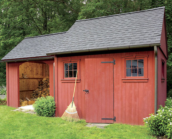 Backyard shed ideas issues to consider when having free Outbuildings and sheds