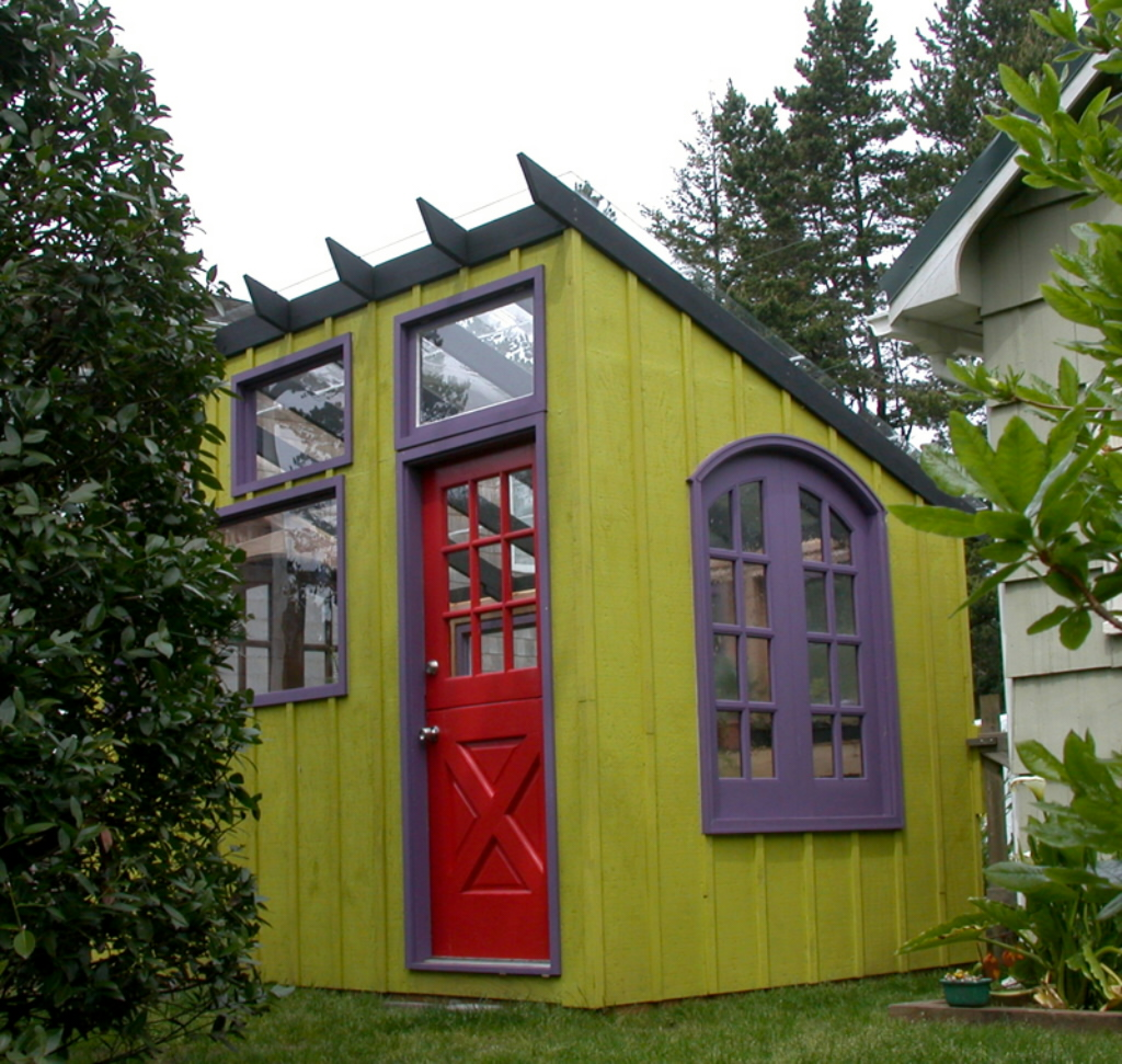 Backyard Shed Ideas : Three Ways To Get Free Shed Plans