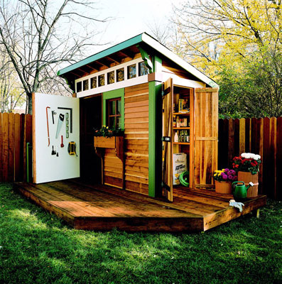 Backyard shed ideas issues to consider when having free shed plans shed plans kits - Building a garden shed design ideas and plans ...