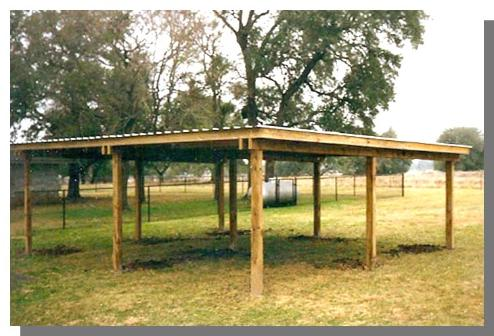 how to build a pole shed plans | Quick Woodworking Projects