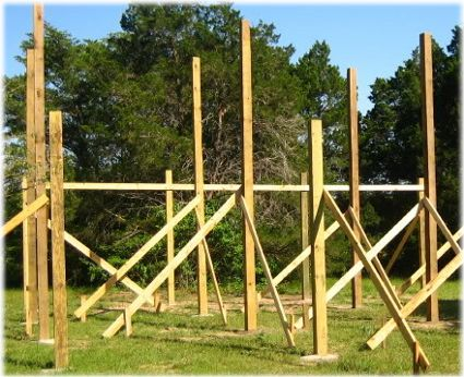 Build a pole shed garden shed plans benefits shed for How to construct a pole barn