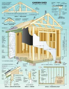 Build A Wooden Shed