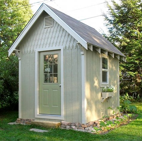 Landscaping Free Garden Shed Plans Uk
