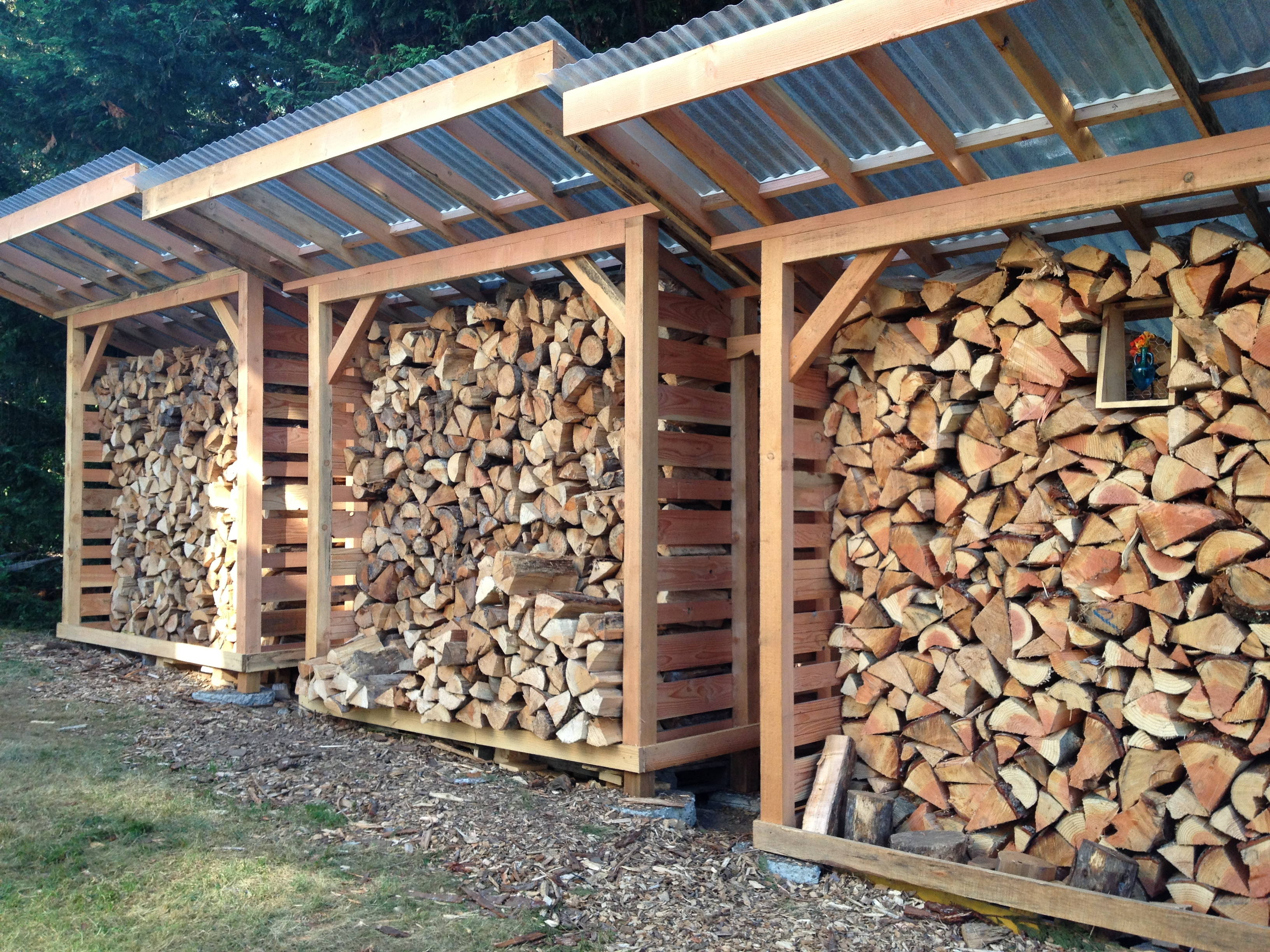 fire wood sheds why you need to build the best firewood