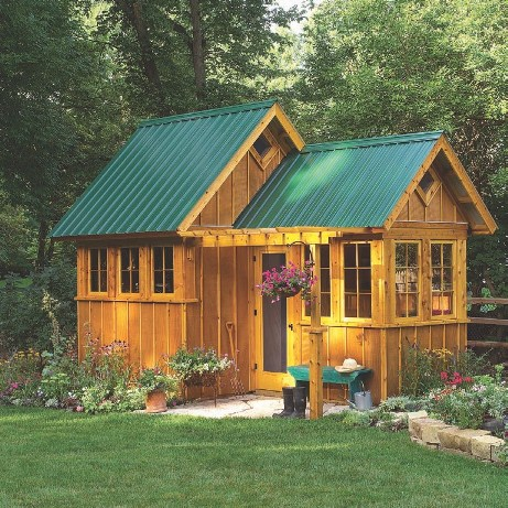 ... Free Backyard Shed Plans 8