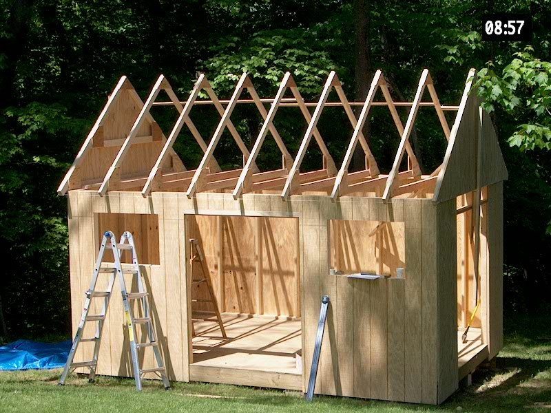 Free Utility Shed Plans : Wooden Garden Shed Plans Are Enjoyable And ...