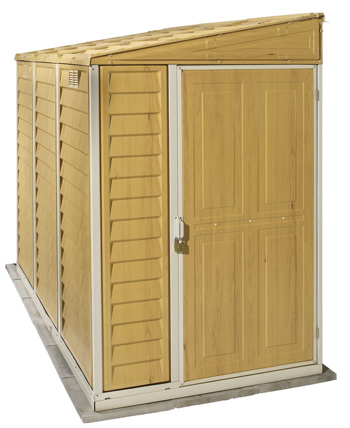 Lean To Garden Sheds : Build An Affordable 10×12 Shed Yourself | Shed ...