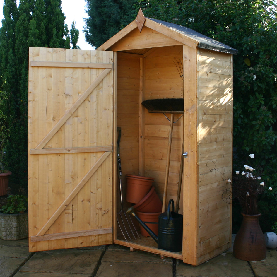 AS 6 by 8 garden shed plans