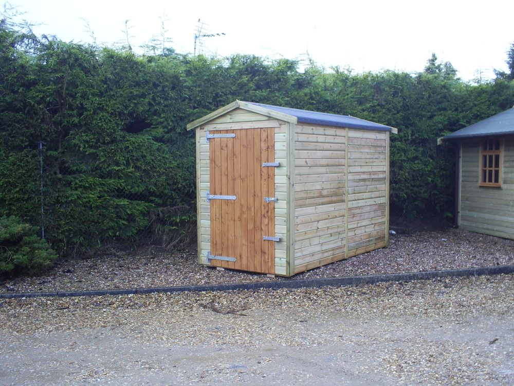 Motorbike Shed : Wood Shed Plans Guide | Shed Plans Kits