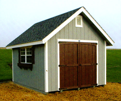 Outdoor shed doors storage shed plans shed plans kits for Outside buildings design