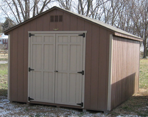 Prefab Wood Shed : Best Method To Build A Wood Shed | Shed Plans Kits