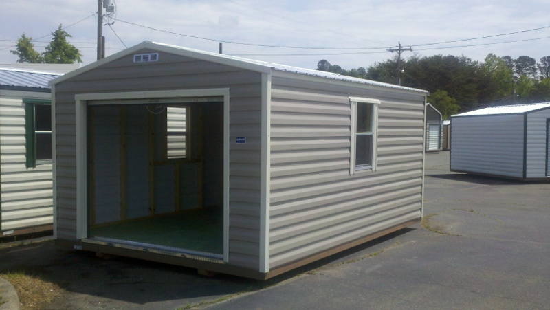 Shed storage buildings choose from numerous kinds of for Small portable shed