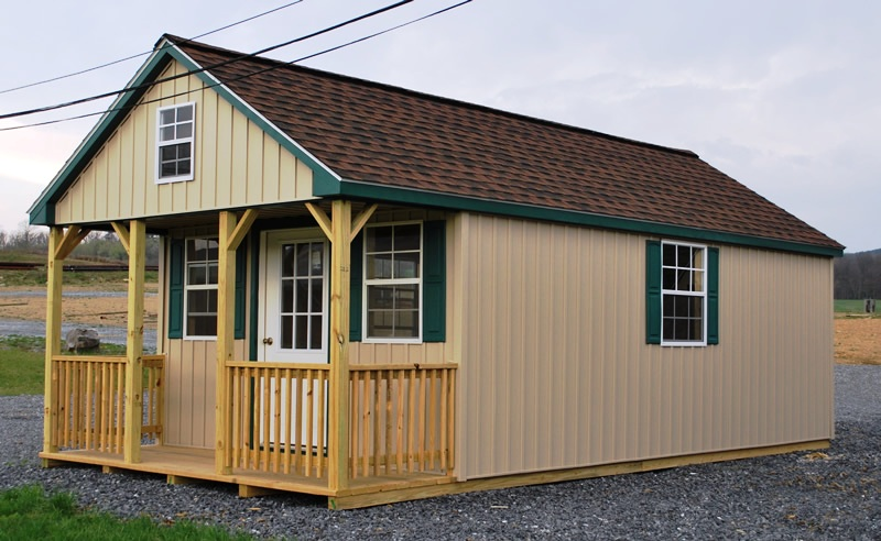 Shed storage buildings choose from numerous kinds of for Outside buildings design