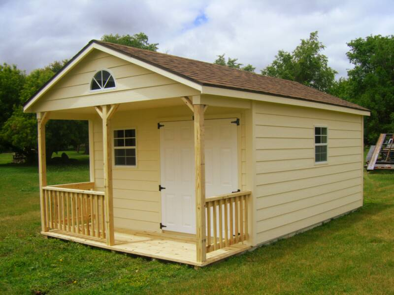 Shed Storage Buildings : Choose From Numerous Kinds Of Backyard Shed ...