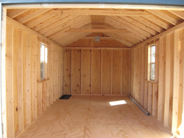Shed storage buildings choose from numerous kinds of for Barn storage building plans