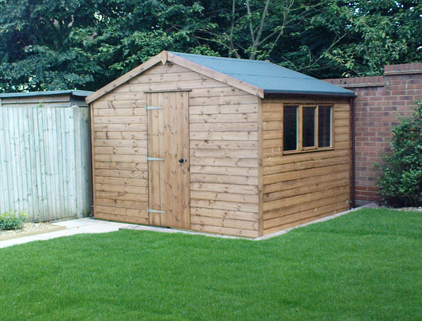 Sheds Building : Saltbox Shed Plans For A Self Build Saltbox Shed | Shed Plans Kits