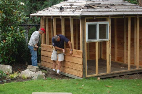 Sheds Building Saltbox Shed Plans For A Self Build