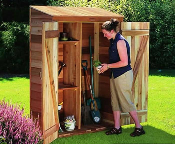Small outdoor shed useful concepts to know when building for Garden shed small