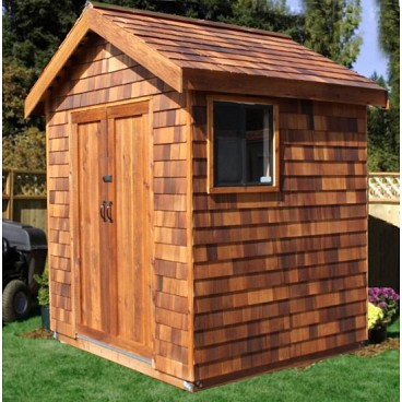 Small Wood Shed Plans 1216 Kits