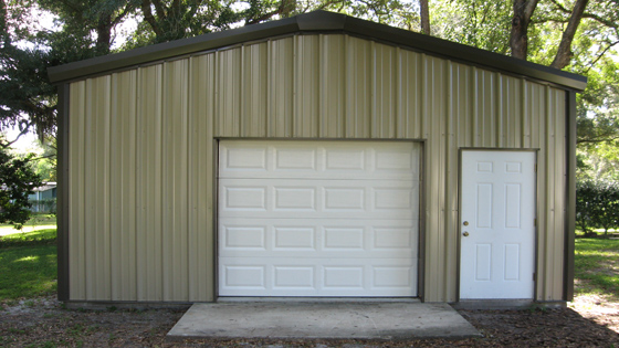 Steel Shed Buildings Questions Youll Need To Have Ahead