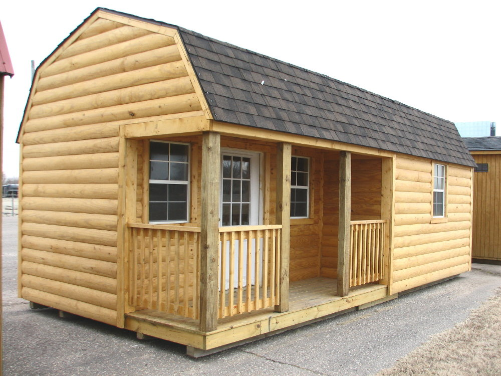 Storage shed homes oxford conservatories how to obtain for Outside buildings design